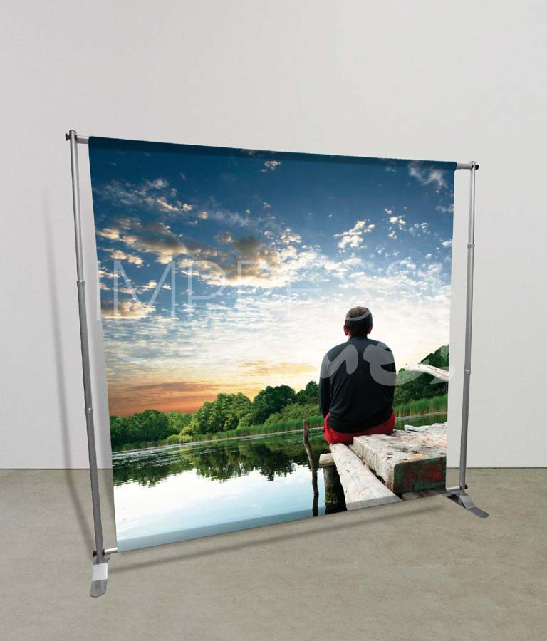 Photocall Maxi Banner Wall Plata (XL)
